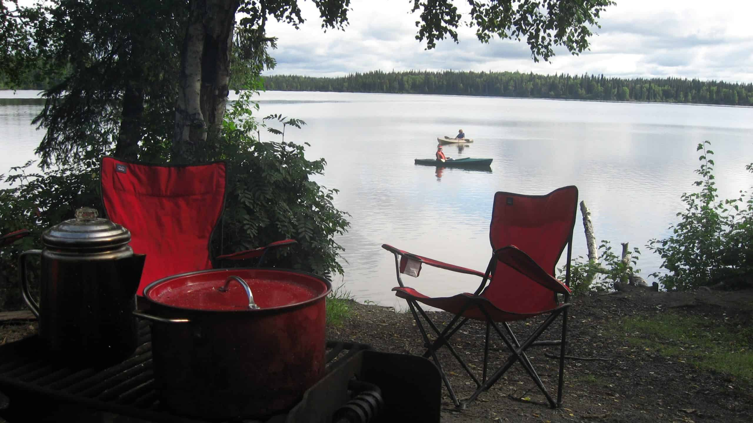Camping Chairs- Tips For Buying A Perfect One
