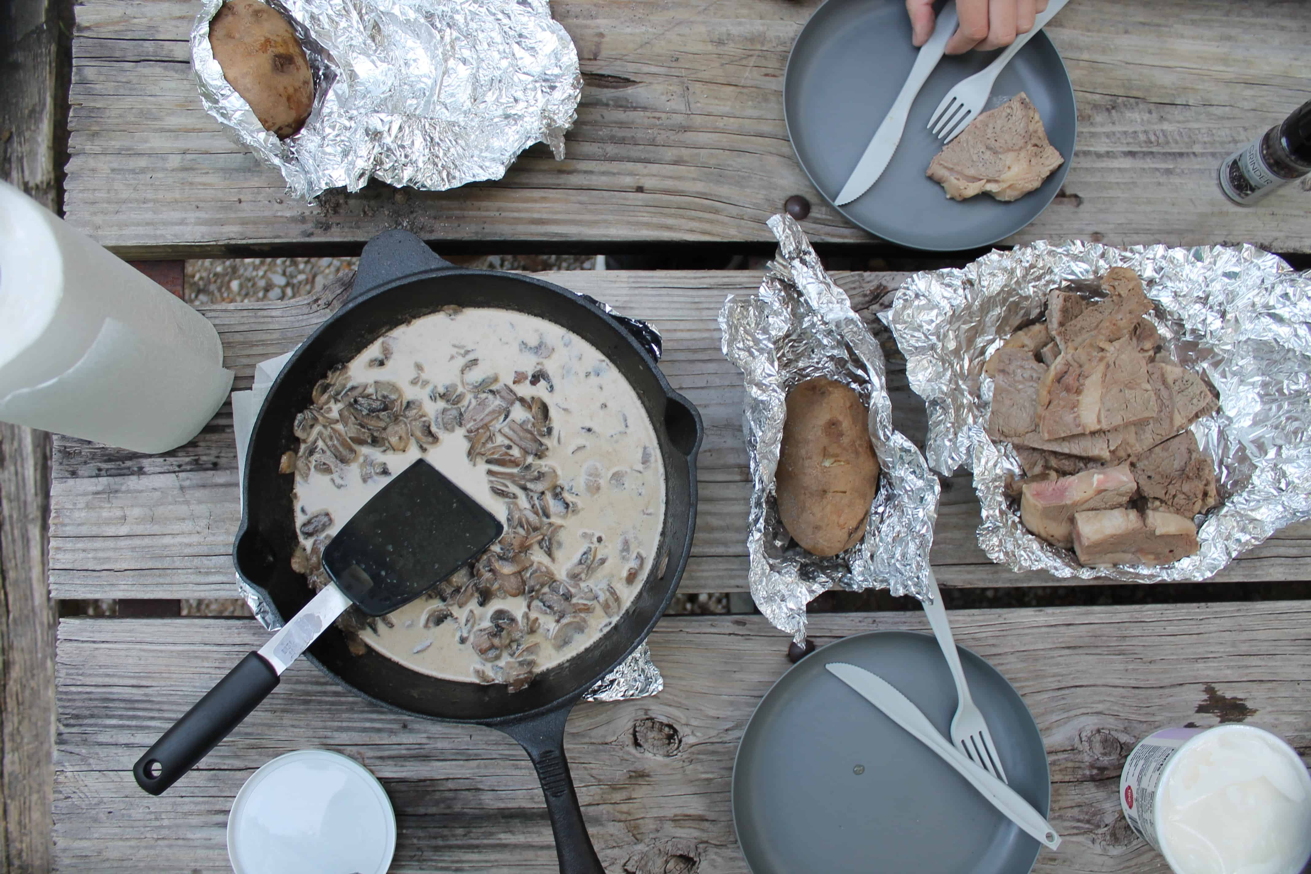 Few Camping Kitchen Essentials Necessary For Camping