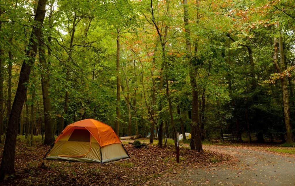 Campsites - How To Choose A Perfect One