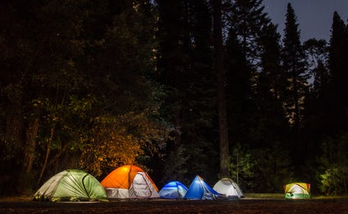 Information On The Best Camping Destinations In The World