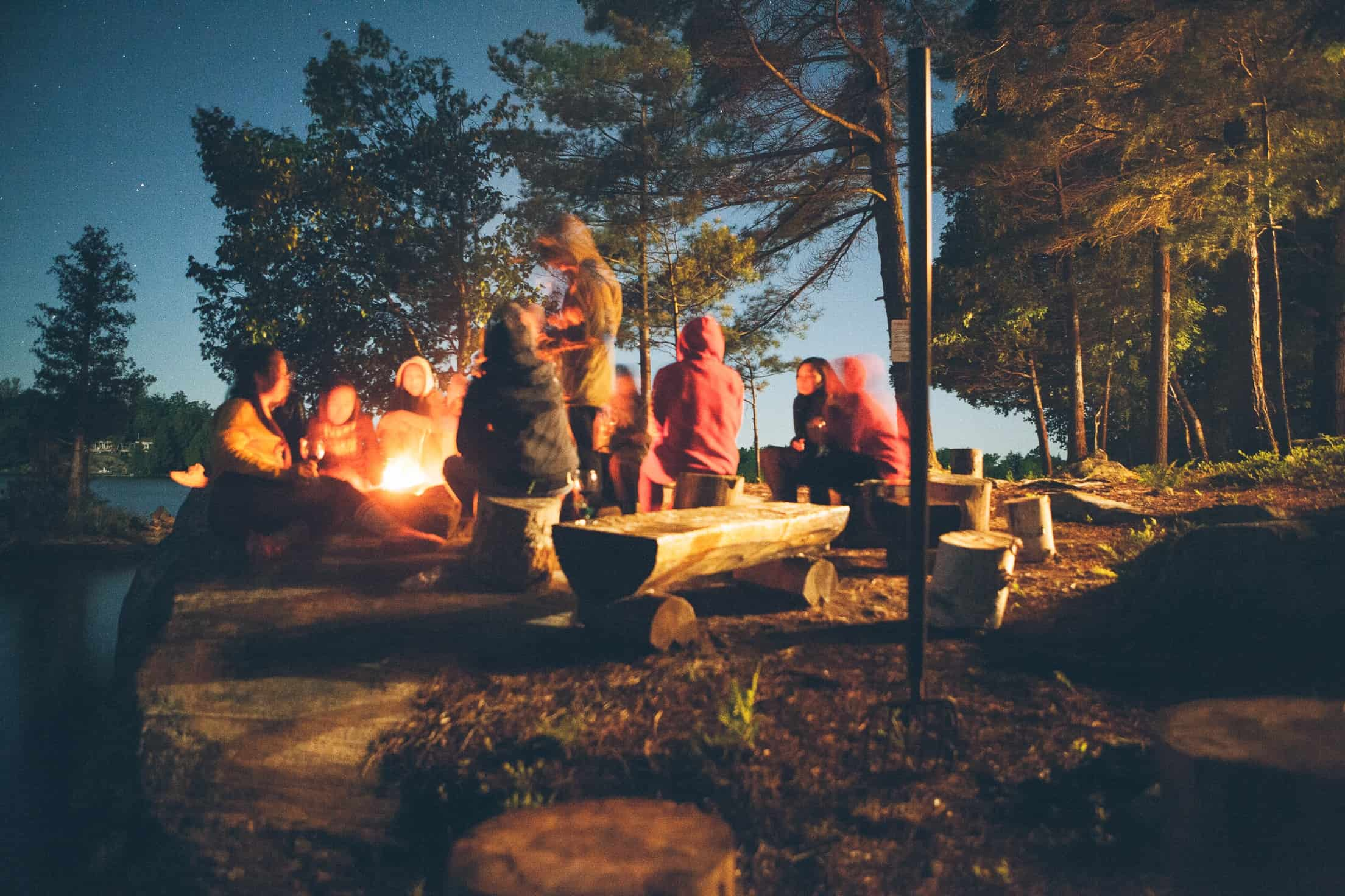 Winter Camping List For Kids