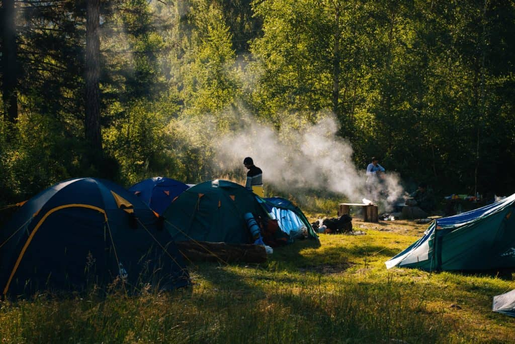 Camping Can Be Best Outdoor Activity
