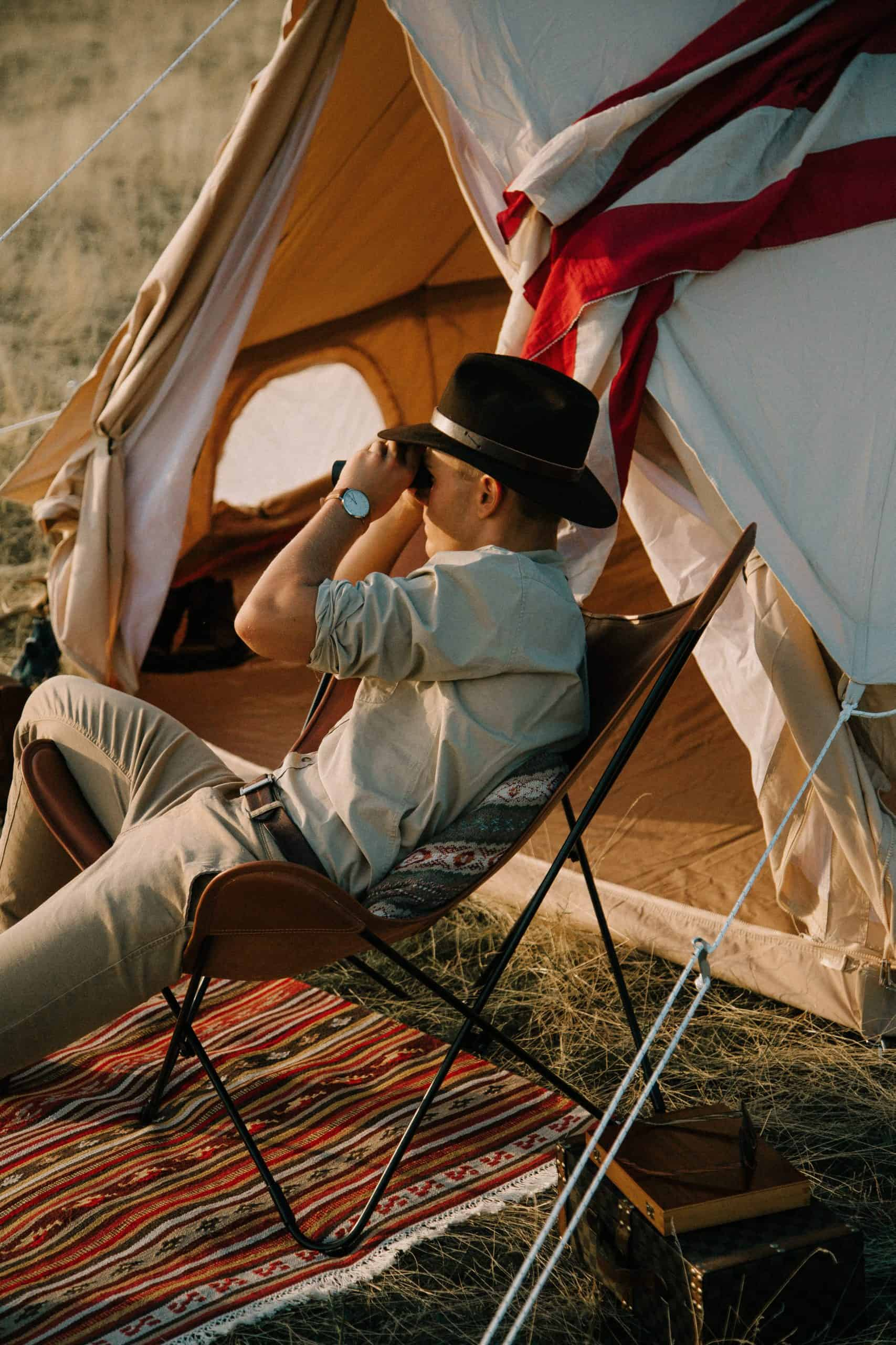 Top Camping Activities - Going on a Vacation With Friends
