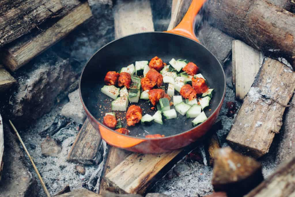 Secrets To Camping Food List - Key To Healthy Camping Trip