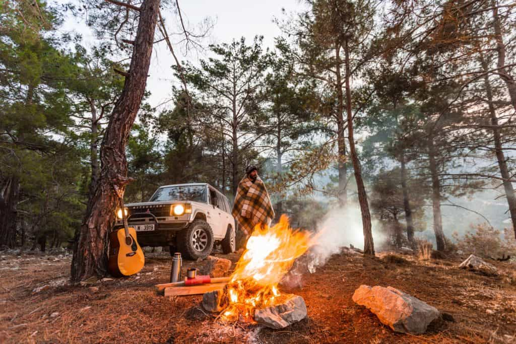 Reasons Why Camping Is Good For The Environment