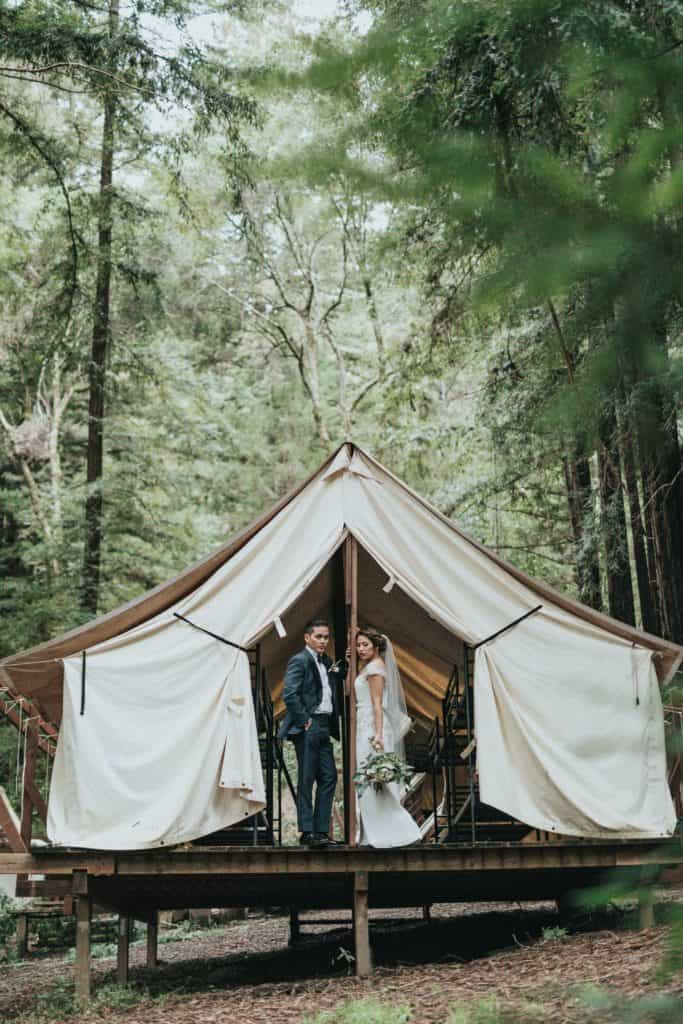 How To Create A Romantic Backyard Camping